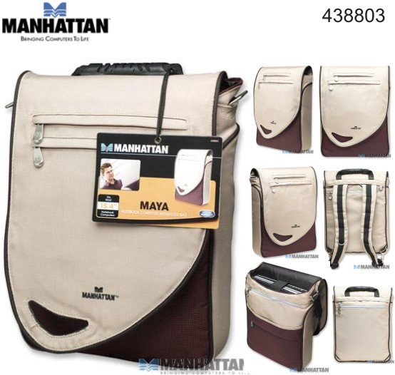 "BOLSO NOTEBOOK MANHATTAN 15.4"" 438803"