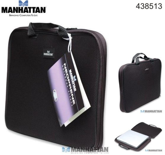 "BOLSO NOTEBOOK MANHATTAN 17"" 438513"