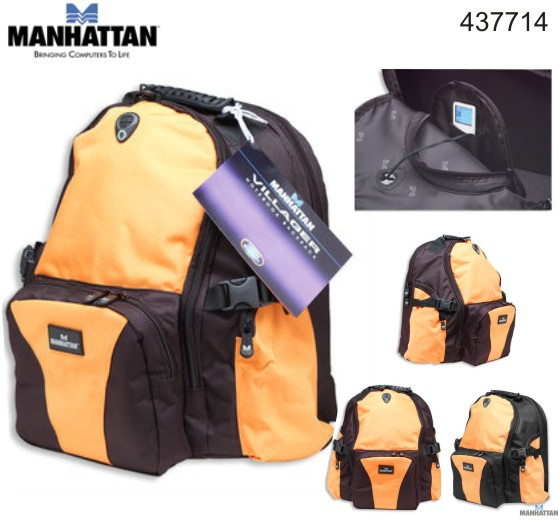 "BOLSO NOTEBOOK MANHATTAN 15"" 437714"
