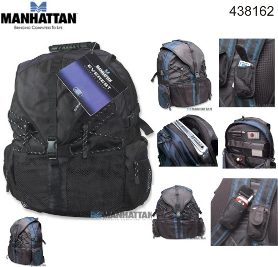 "BOLSO NOTEBOOK MANHATTAN 17"" 438162"