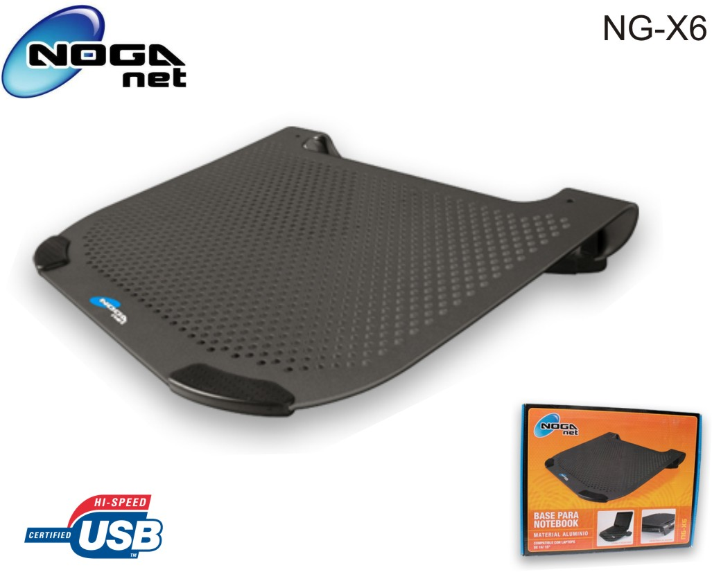 BASE NOGA NG-X6 P/NOTEBOOK