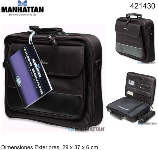 BOLSO NOTEBOOK MANHATTAN 15.4
