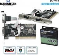 Placa PCI 2 SERIE MANHATTAN 158213