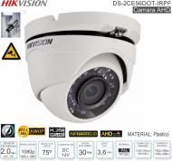 Cam Domo 2Mp Pla HIKVISION DS-2CE56DOT-IRPF