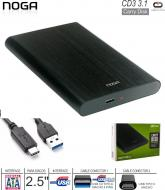 Case 2.5 SATA - USB 3.0 Ext NETMAK NM-CARRY3