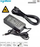 Fuente Switching 12V 01.0A 2.1mm PLEX 12D1
