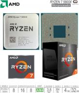 Procesador AMD AM4 Ryzen 7 3800X Sin Video