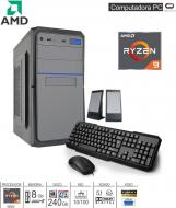 PC AMD A13 A10-9700/4GB/1TB
