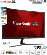 Monitor LED 24 FHD VIEWSONIC CURVO VX245B-C