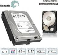 DISCO 3.5 SATA 4 TB SEAGATE BARRACUDA