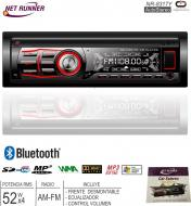 Stereo NET RUNNER NR-8317Y 52Wx4 MP3 SD BT AUX