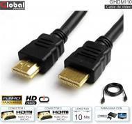 Cable HDMI M - HDMI M 10.0M GLOBAL GHDMI10