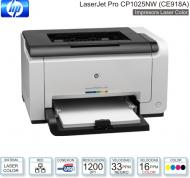 Imp Laser COLOR HP CP1025NW (CE918A)