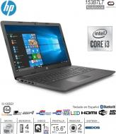 Notebook 15 HP 153B7LT i3-1005G1/4/1/DOS