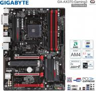 Mother AMD AM4 GIGABYTE GA-AX370-Gaming3