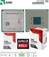 Procesador AMD AM4 A10 9700