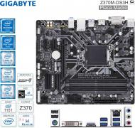 Mother INTEL 1151 8G GIGABYTE Z370M-DS3H