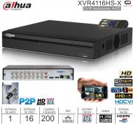 DVR 16 Can DAHUA DHI-XVR4116HS